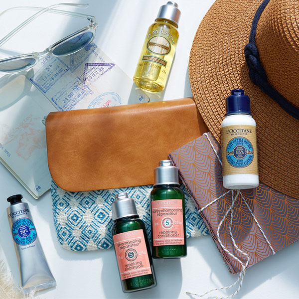 L'Occitane Travel Offer