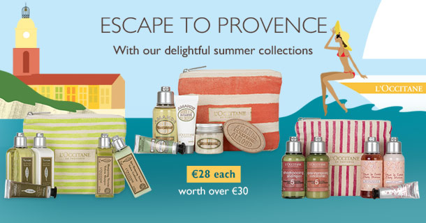 Escape to Provence Collections