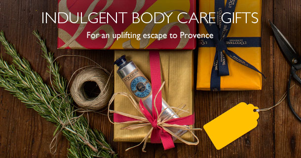 L'Occitane Body Care Gifts