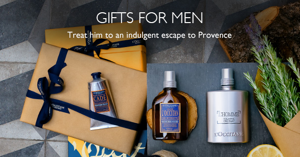 L'Occitane Gifts for Men
