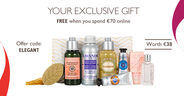 Occitane Exclusive Gift
