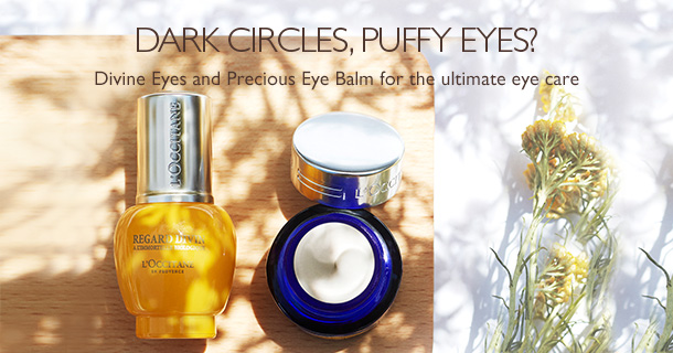 L'Occitane Eye Creams and Serums