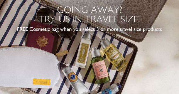 L'Occitane Travel Essentials