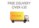 Free Delivery over €30