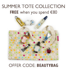 Weekend Beauty Tote Bag