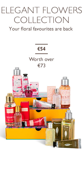 L'Occitane Summer Floral Collection